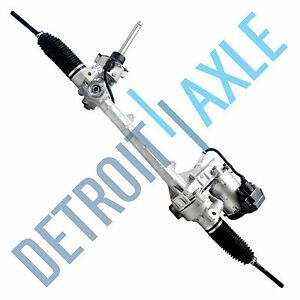 Complete Electric Power Steering Rack And Pinion Assembly 10 12 Ford Fusion Mkz