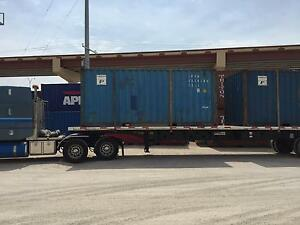 20ft Cargo Worthy Shipping Container In Chicago Il