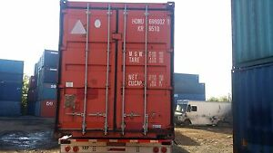 45 Hc Cargo Worthy Shipping Container In Minneapolis Mn