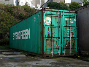 20 Cargo Worthy Shipping Container In New York City Ny