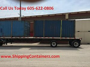 20ft Shipping Container Storage Container Conex Box For Sale In St Louis Mo