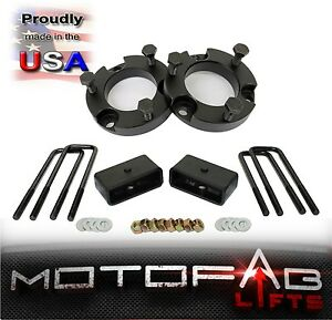 2 Front And 2 Rear Leveling Lift Kit For 1995 2004 Toyota Tacoma Usa Made