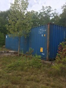 40 Hc Cargo Worthy Shipping Container In Cleveland Oh