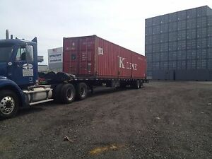 40ft Cargo Worthy Shipping Container For Sale In Miami Fl