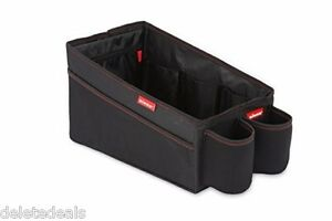 Car Storage Organizer Cup Holder Travel Box Center Console Truck Vehicle Caddy