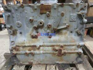 Detroit Diesel Dt 50 Series Engine Block Good Used 23519299 4 Cyl Dsl Truck