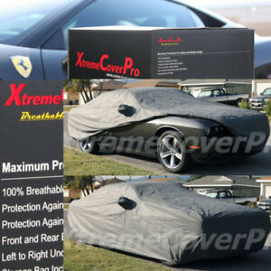 Custom Fit 2017 2018 2019 Dodge Challenger Breathable Car Cover W Mirrorpocket