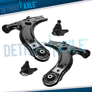 Front Lower Control Arm Ball Joints For 1999 2004 2005 Vw Volkswagen Jetta Golf