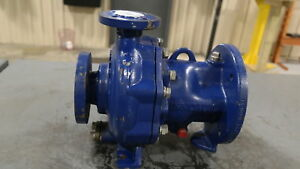 Innomag Tbmag a 1 5 1 6 non metallic Impeller Chemical Pump New Surplus
