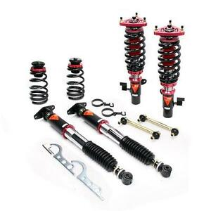 Godspeed Maxx Coilover Suspension Damper Kit For 10 13 Mazda3 Mazdaspeed 3