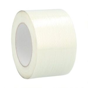 Filament Strapping Tape 3 9 Mil 3 X 60 Yds Reinforced Packing Tapes 32 Rolls