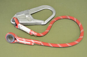Miller Sperian Positioning Lanyard 1014936 1 2 Kernmantle Rope 310lb 3