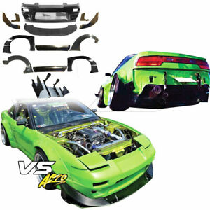 Vsaero Frp Tkyo Bunny V2 Wide Body Kit 2 3dr For Nissan 240sx 89 94