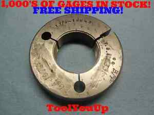 1 7 8 16 N 3 Before Plate Go Thread Ring Gage 1 875 P d 1 8331 Tooling Toolmak