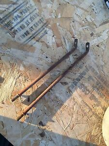 1963 1964 Chevrolet Impala Interior Dash Steering Column Support Braces Rods