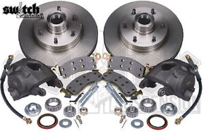 Disc Conversion In Stock, Ready To Ship   WV Classic Car