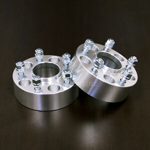 50mm 2 Hubcentric Wheel Spacers 5x100 56 1 12x1 25 For Subaru Scion Frs