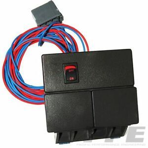 Pacific Performance Engine 111002200 High Idle Valet Switch For 04 5 06 Duramax