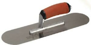 Marshalltown 13117 16 X 4 1 2 Concrete Cement Pool Trowel W Durasoft Handle