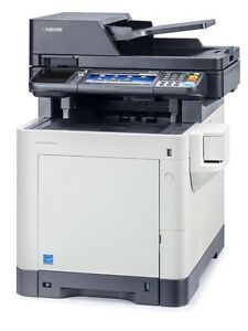 Kyocera M6535cidn Brand New Color Copier All in one sealed Box