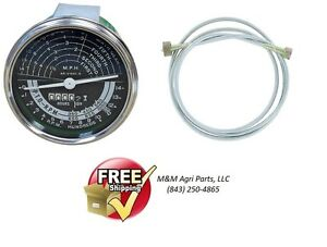 Tachometer Cable John Deere 80 820 830 2 Cylinder Tractor Tach Hour Meter