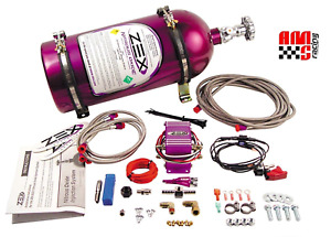 Zex 82026 Universal Efi Wet Nitrous Oxide Kit For 1993 2006 Chevrolet Pontiac V8