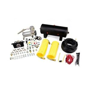 Airlift Suspension 25572 Quickshot dual Path On Board Air Compressor Kit