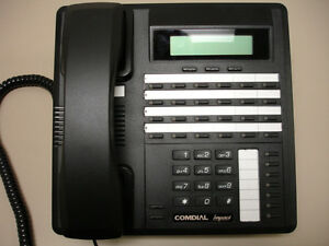 Refurbished Comdial Impact 8324s Phones Black 8324s gt 8324s fb 50 Available