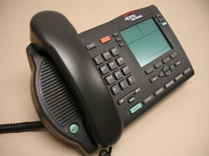 5 Refurbished Charcoal M3904 Phones Nortel ntmn34 75 Available