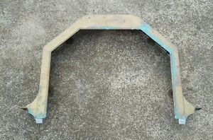 1909 Cadillac Grille Brass Radiator Shell Script