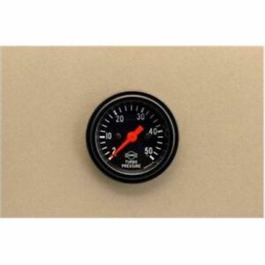 Isspro R8603r Classic Series Turbo Boost Gauge Psi 2 50 Universal