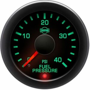 Isspro R17055 Ev2 Series Fuel Pressure Electronic Gauge Psi 0 40 Universal