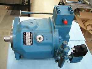Rexroth Hydraulic Variable Displacement Axial Piston Pump Aa10vs071drg 31r Pkc62