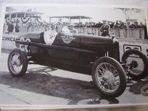 1920 s Indy 500 Race Car Ford Special 12 X 18 Large Picture Photo