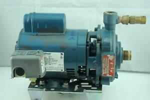 Marathon Electric 1 Hp Centrifugal Pump 115 208 230 Volt 950 2010 928 Lqj 56c34d
