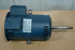 Marathon Electric 7 5 Hp Motor 230v 3515 Rpm Single Phase Mvm184tbdw17020aam