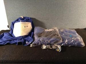 1 Steel Grip Arc Flash Kit Hrc 4 Short Coat Overalls And Hood 2x Large