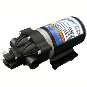 Everflo Ef2200 12 volt Diaphragm Pump