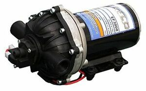 Everflo Ef3000 12 volt Diaphragm Pump
