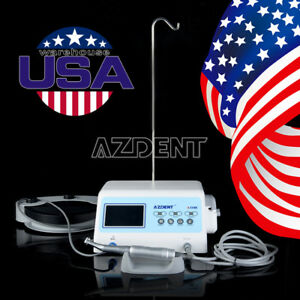 Dental Implant System Led Surgical Brushless Motor Contra Angle Handpiece Azdent