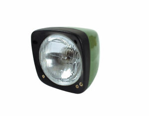 Compatible With John Deere Headlight Assembly Lh W out Bulb Jd S 63333 De1352