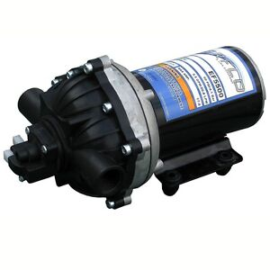 Everflo Ef5500 12 volt Diaphragm Pump