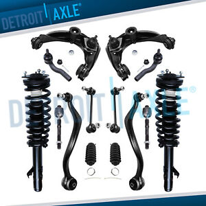 New 14pc Complete Front Suspension Kit For 2003 2007 Mazda 6
