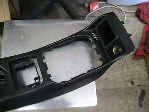 00 01 02 Camaro Ss Z28 6 Speed Top Upper Shifter Center Console Used Trans Am