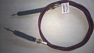 New Holland Skid Steer Throttle Cable Fits Ls160 ls170 ls180 ls190