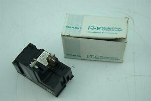 Siemens Pushmatic Ite Single Poll Breaker P115