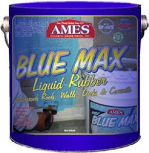 Ames Bmx1tg Blue Max Gallon Trowel Grade Liquid Rubber Waterproofing