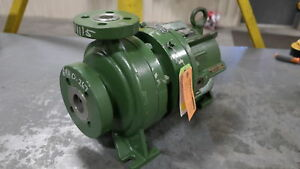 Dickow P 267 Mag drive 6 Impeller Stainless Ansi Pump New Surplus