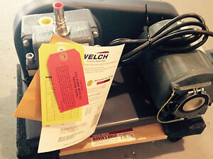 Welch Duoseal 1400 Vacuum Pump brand New