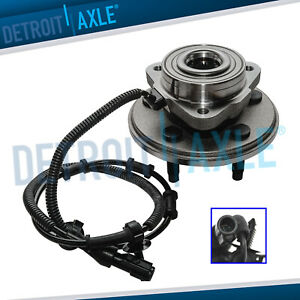 Front Wheel Bearing Hub Fits 2002 05 Ford Explorer Mountaineer Lincoln Aviator